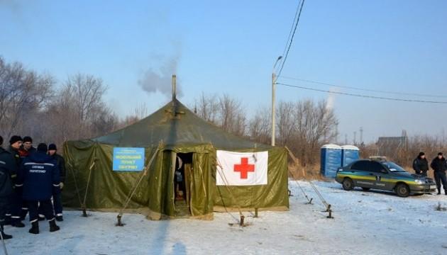 Рятувальники розгорнули 3 тисячі 340 пунктів обігріву