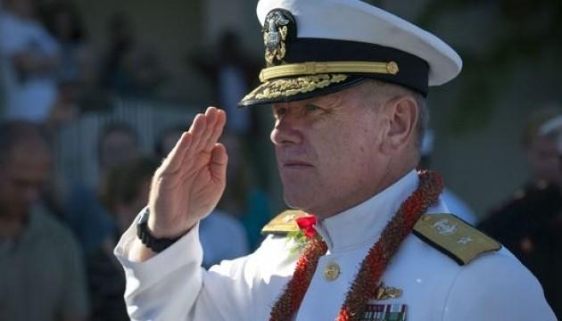 Контр-адмірала ВМС США звільнили за