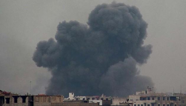 «Щит Евфрата»: Турция за сутки уничтожила 20 объектов ИГИЛ в Сирии