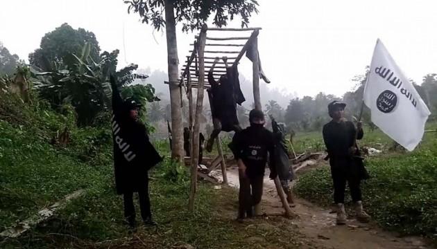 На Філіппінах убили лідера одного з угрупувань ІДІЛ