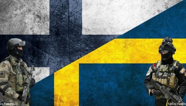 Швеція і Фінляндія заявили про посилення військової співпраці