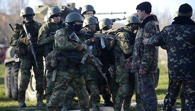 СБУ: На Донбасі постійно перебуває 4-6 тисяч кадрових військових РФ