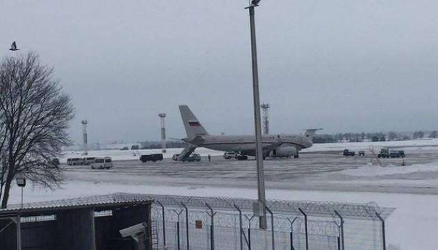 У Борисполі сів літак з авіапарку Путіна - ЗМІ