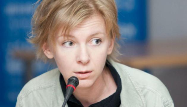 Катя Горчинська стала виконавчим директором Громадського