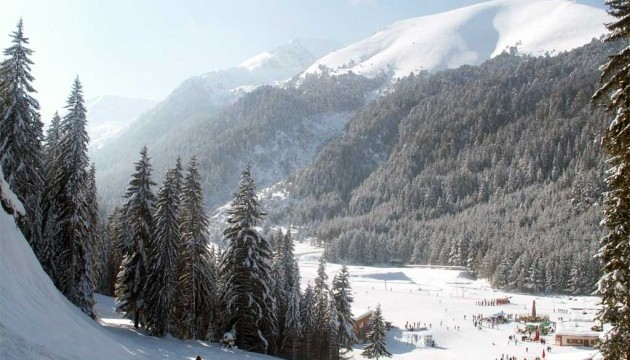 Ціни на гірськолижному курорті Болгарії впали до 20%