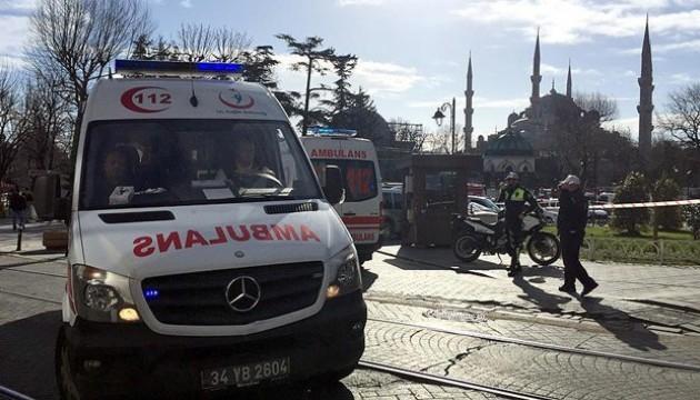 Вибух у Стамбулі: 10 людей  загинули, 15 поранені