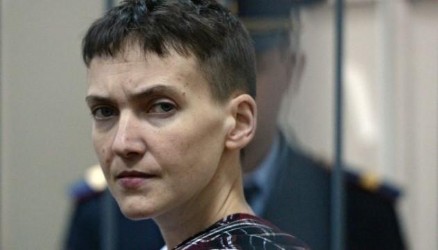 Суд вдруге відмовився розглядати матеріали захисту Савченко українською