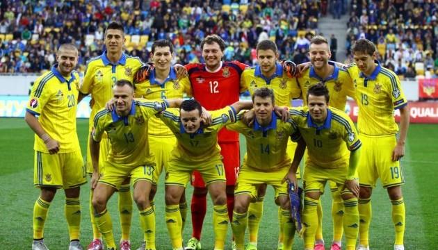Збірна України проведе домашні матчі з командами Кіпру та Уельсу