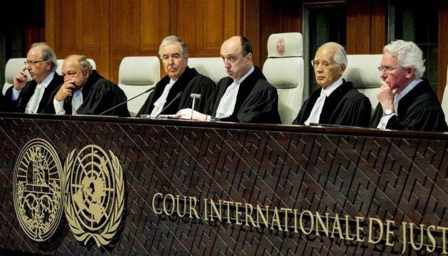 La Cour  internationale de l'ONU a introduit de mesures préventives dans l'affaire de l'Ukraine contre la Russie sur l'élimination des discriminations raciales