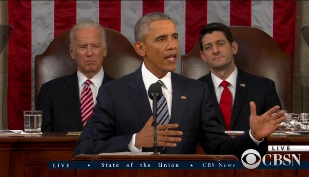 Обама хоче, аби Конгрес дозволив використання армії проти ІДІЛ