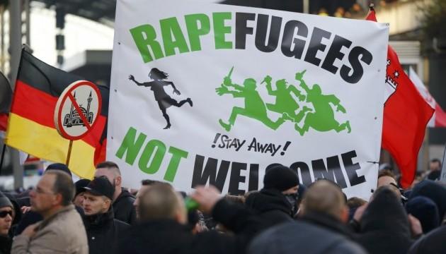Кому выгоден Кельнский скандал с беженцами?