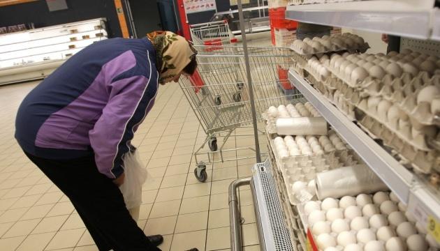 Європа з'їла наші яйця!