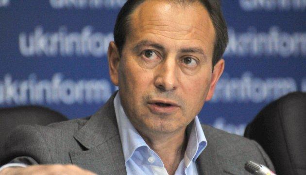 Вищий адмінсуд повернув Томенку позов проти Гройсмана