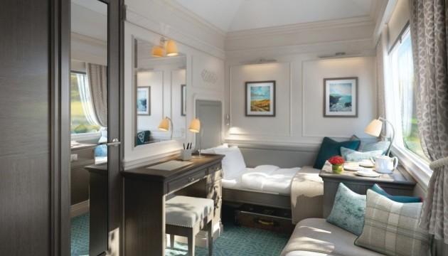 Ірландія запустить розкішний спальний поїзд