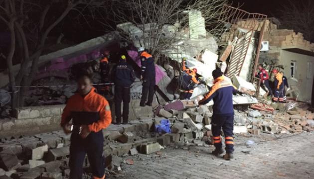 Вибухи на сході Туреччини: 17 поранених