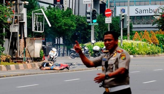 Бойовиків у Джакарті було більше 10