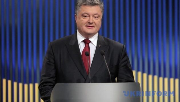 Порошенко хоче створити новий міжнародний механізм з деокупації Криму