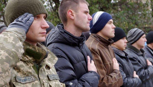 Українських військових готуватимуть не менше двох місяців