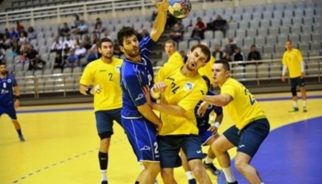 Гандбол: Украина сыграет против России в отборе на Евро-2022 на нейтральном поле