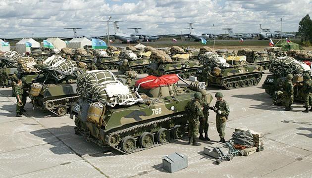 Российские военные отказываются ехать в Сирию - разведка