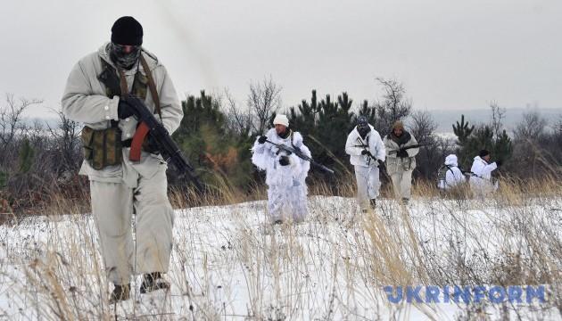 Українські війська відігнали ДРГ від Зайцевого, Жованки та Опитного
