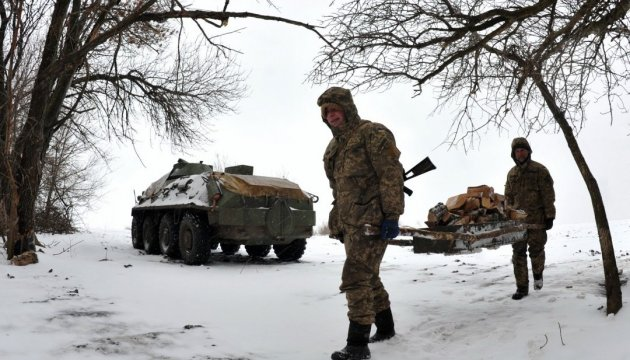 One Ukrainian soldier killed in ATO zone over last day