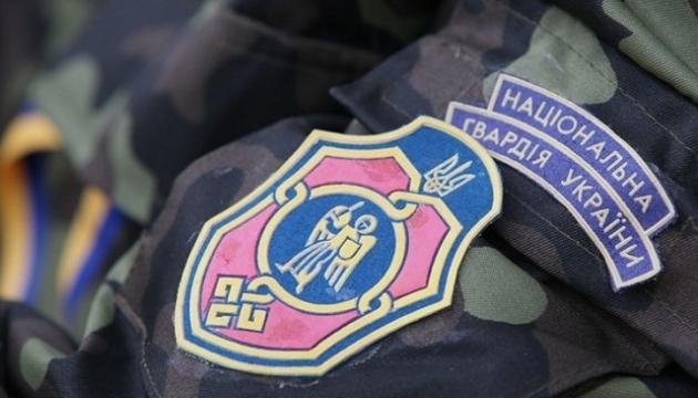 У зоні АТО нацгвардійці затримали інформатора «ЛНР»