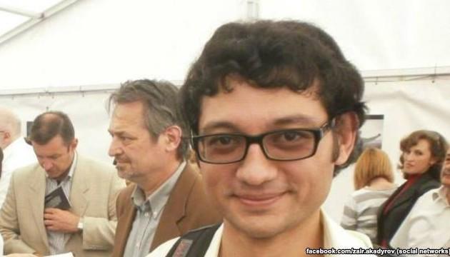 Затриманого в Криму журналіста відпустили після допиту