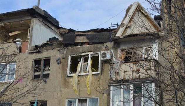 Вибух газу в Українську: поліція розповіла про подробиці