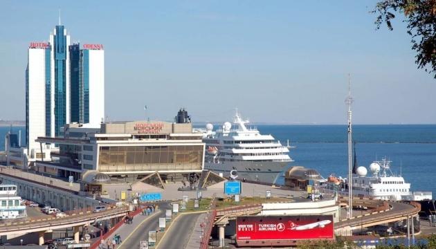В Одесі протестували проти приватної охорони портів