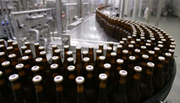 Виробництво пива в Україні впало на 20%