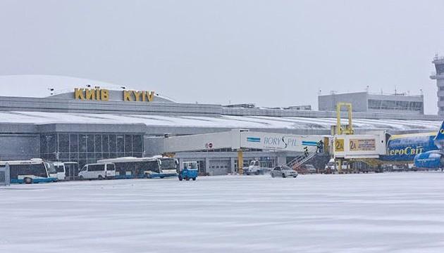 Негода у столиці: як працюють аеропорти