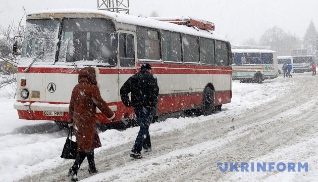 На Одещині знеструмлені 34 населених пункти