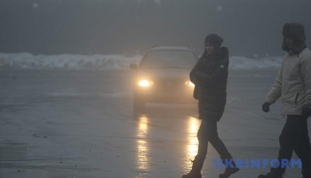 Густий туман прогнозують майже по всій Україні