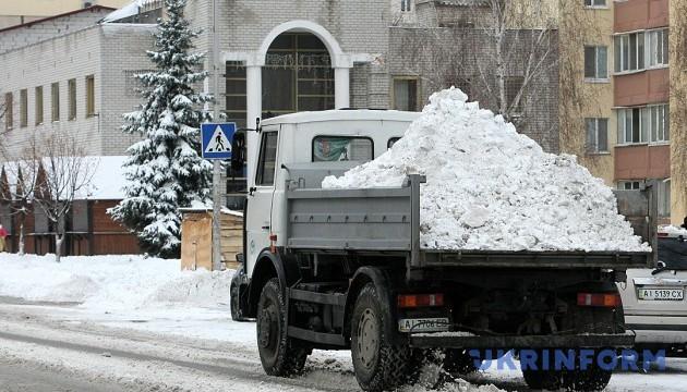 Укравтодор розчистив усі дороги й готується до погіршення погоди