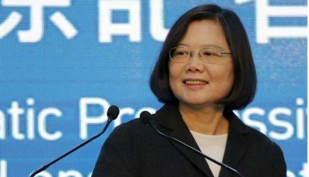 Тайвань уперше очолить жінка