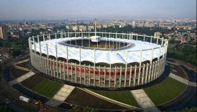 Найдорожчий стадіон в Румунії 5 років стоїть без діла через проблеми з дахом