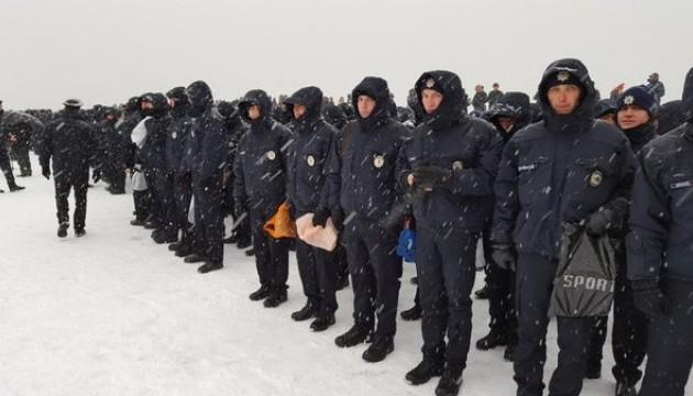 Поліція Дніпропетровська склала присягу
