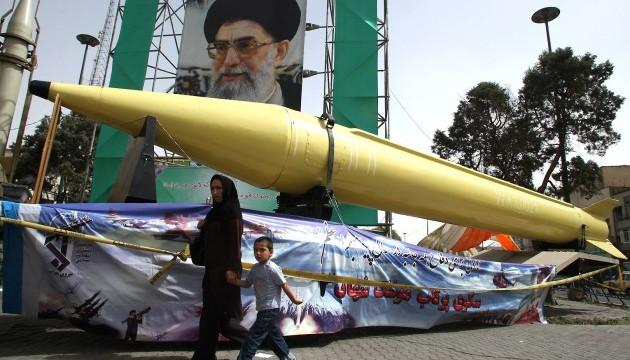Німеччина, Франція, США і Британія зробили спільну заяву щодо іранських ракет