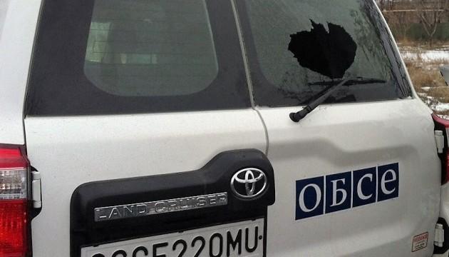 Генерал Таран: Обстріл ОБСЄ у Мар'їнці – ретельно спрямована провокація