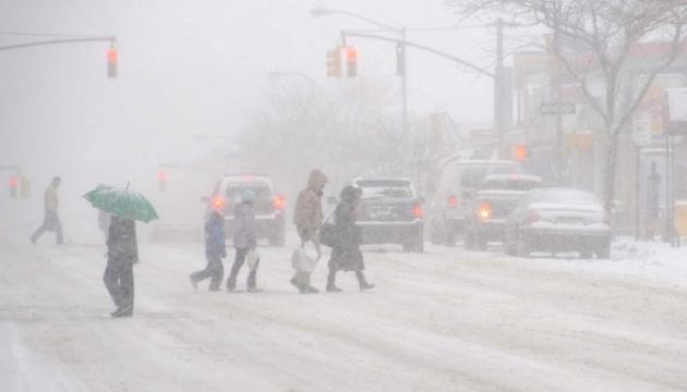В Україні на середу оголосили штормове попередження