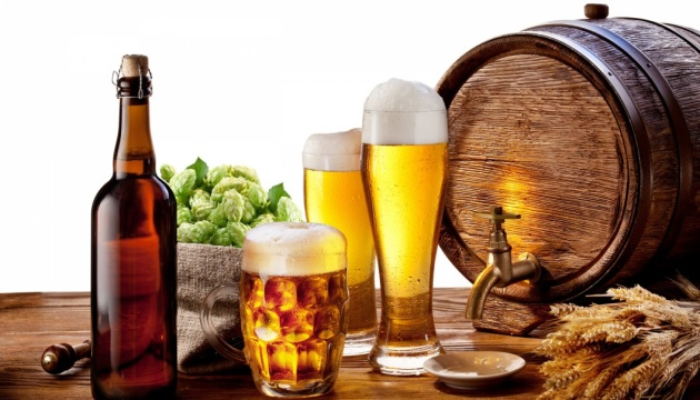 Volume of beer production in Ukraine dropped by almost 4%