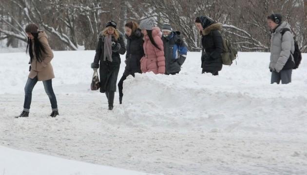 На Донеччині - вже понад дві сотні переохолоджень