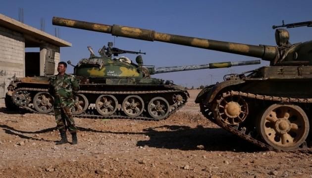 Асад готовит новое масштабное наступление на юге Сирии - СМИ