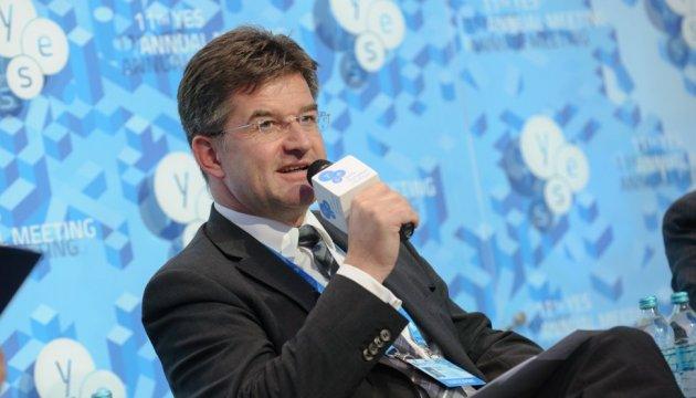 Лайчак незабаром представить програму кандидата на посаду генсека ООН