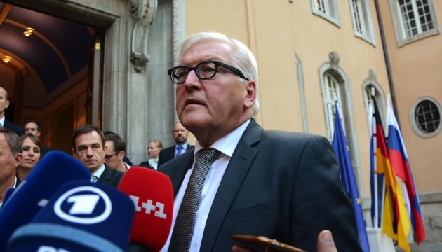 Штайнмайер о саммите НАТО: Пошли правильные сигналы