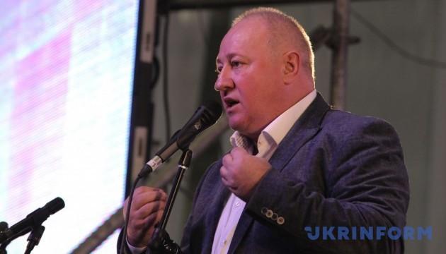 """Депутат втік із телеефіру після запитань про те, як він """"визволяв"""" Саакашвілі"""