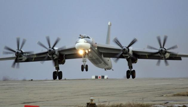 РФ направила ядерні бомбардувальники в бік Японії у день візиту Тіллерсона - ЗМІ