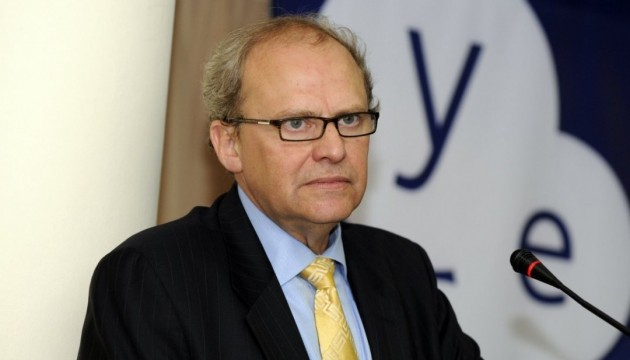Aslund sees reforms in Ukraine, advises not to stop