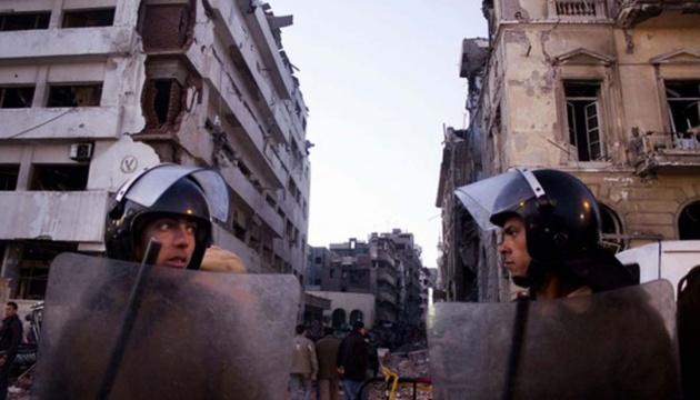 В Єгипті протестувальники штурмували дільницю поліції